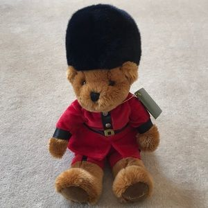 Harrods Knightsbridge Guardsman Bear